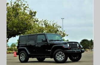 2013 Jeep Wrangler 4WD Unlimited Rubicon for sale 100773417