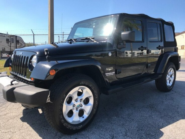 2013 Jeep Wrangler for sale 100850816