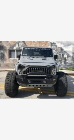 2013 Jeep Wrangler 4WD Unlimited Sport for sale 100926489