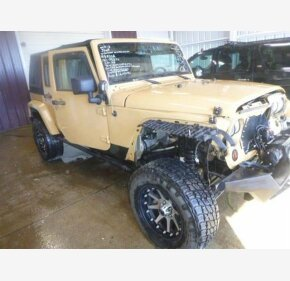 2013 Jeep Wrangler 4WD Unlimited Sahara for sale 100982653