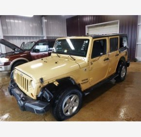 2013 Jeep Wrangler 4WD Unlimited Sport for sale 100982696