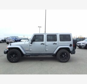 2013 Jeep Wrangler 4WD Unlimited Sahara for sale 101039726