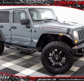 2013 Jeep Wrangler 4WD Unlimited Rubicon for sale 101062673