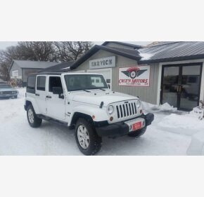 2013 Jeep Wrangler 4WD Unlimited Sahara for sale 101063981