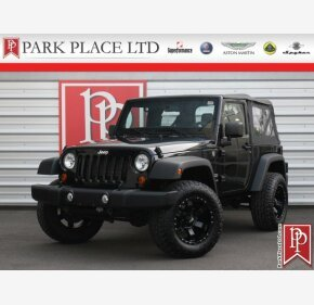 2013 Jeep Wrangler 4WD Sport for sale 101065486