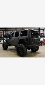 2013 Jeep Wrangler 4WD Unlimited Sahara for sale 101083097