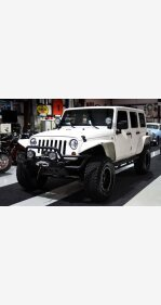 2013 Jeep Wrangler 4WD Unlimited Sport for sale 101084642