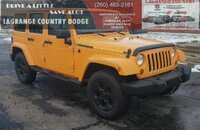 2013 Jeep Wrangler 4WD Unlimited Sahara for sale 101086862