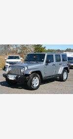2013 Jeep Wrangler 4WD Unlimited Sahara for sale 101107065