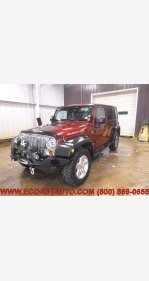 2013 Jeep Wrangler 4WD Unlimited Rubicon for sale 101143057