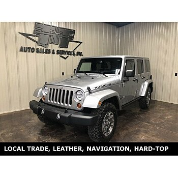 2013 Jeep Wrangler 4WD Unlimited Rubicon for sale 101173731