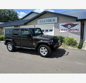 2013 Jeep Wrangler 4WD Unlimited Sahara for sale 101176563
