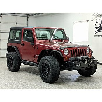 2013 Jeep Wrangler 4WD Sport for sale 101178237
