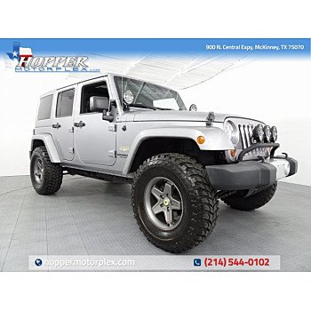 2013 Jeep Wrangler 4WD Unlimited Sahara for sale 101192158