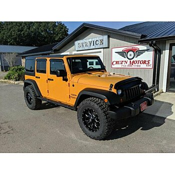 2013 Jeep Wrangler 4WD Unlimited Sport for sale 101193426