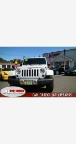 2013 Jeep Wrangler 4WD Sahara for sale 101195399
