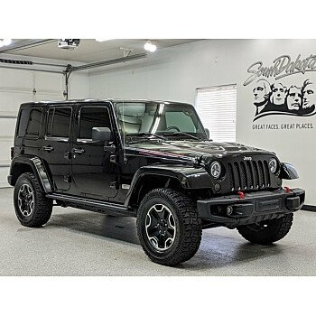 2013 Jeep Wrangler 4WD Unlimited Rubicon for sale 101196049