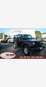 2013 Jeep Wrangler for sale 101210205
