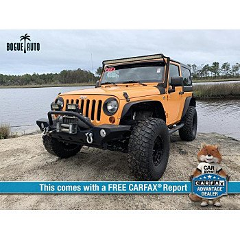 2013 Jeep Wrangler 4WD Sport for sale 101211765
