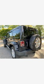 2013 Jeep Wrangler 4WD Unlimited Sahara for sale 101212170