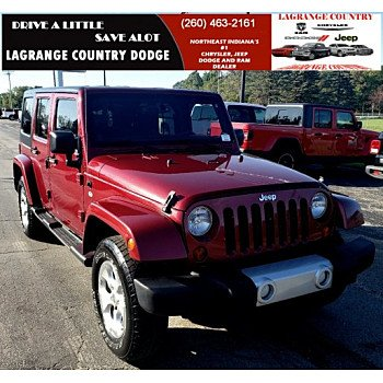 2013 Jeep Wrangler for sale 101214354