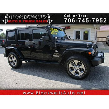 2013 Jeep Wrangler 4WD Unlimited Sahara for sale 101229422