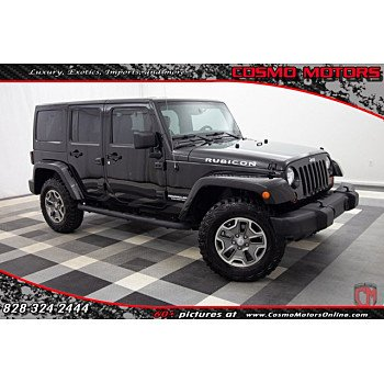 2013 Jeep Wrangler 4WD Unlimited Rubicon for sale 101231249