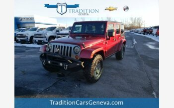 2013 Jeep Wrangler 4WD Unlimited Sport for sale 101236545
