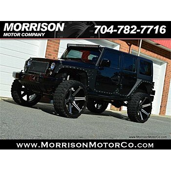 2013 Jeep Wrangler 4WD Unlimited Sahara for sale 101244367