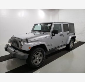 2013 Jeep Wrangler 4WD Unlimited Sport for sale 101257579