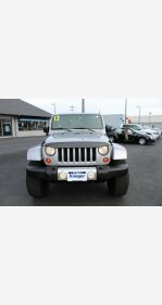 2013 Jeep Wrangler 4WD Unlimited Sahara for sale 101257960