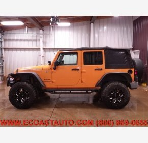 2013 Jeep Wrangler 4WD Unlimited Sport for sale 101257968