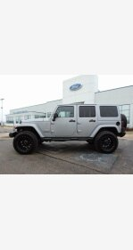 2013 Jeep Wrangler 4WD Unlimited Sahara for sale 101259487