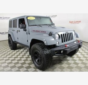 2013 Jeep Wrangler 4WD Unlimited Rubicon for sale 101259849