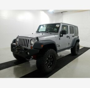2013 Jeep Wrangler 4WD Unlimited Sport for sale 101269896