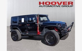 2013 Jeep Wrangler 4WD Unlimited Rubicon for sale 101282586