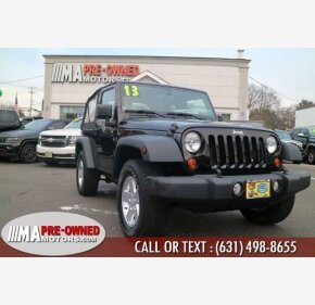 2013 Jeep Wrangler for sale 101283816