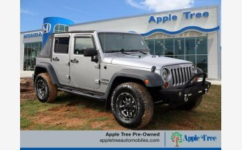 2013 Jeep Wrangler 4WD Unlimited Sport for sale 101289511