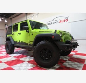 2013 Jeep Wrangler 4WD Unlimited Rubicon for sale 101303315