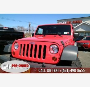 2013 Jeep Wrangler 4WD Unlimited Rubicon for sale 101307695