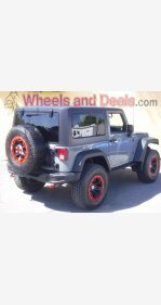 2013 Jeep Wrangler for sale 101347442