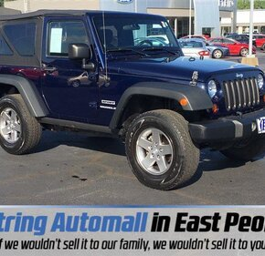 2013 Jeep Wrangler for sale 101358241
