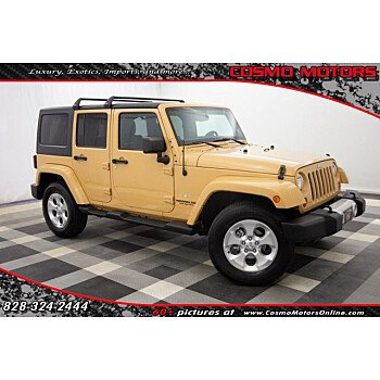 2013 Jeep Wrangler for sale 101381884