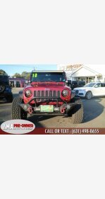 2013 Jeep Wrangler for sale 101386407
