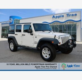 2013 Jeep Wrangler for sale 101397875