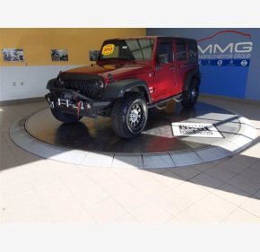 2013 Jeep Wrangler for sale 101400287