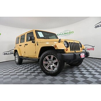 2013 Jeep Wrangler for sale 101405357