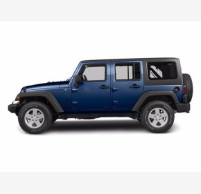 2013 Jeep Wrangler for sale 101408081