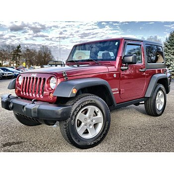 2013 Jeep Wrangler for sale 101414739