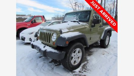2013 Jeep Wrangler for sale 101415412
